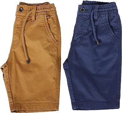 QLZ Boys Summer Casual Beach Shorts
