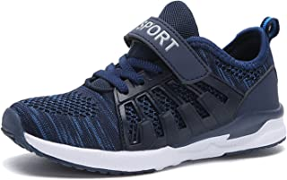 SunSunday Toddler Kid's Breathable Boys Girls Running Shoes