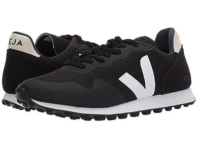VEJA SDU RT (Black/White Mesh) Shoes