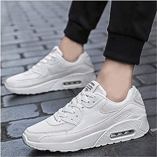 CUzzhtzy Popolare Moda Scarpe Casual for Uomo Cuscino d'Aria Sneakers Uomo Respirabile Lace-up Max Walking Trainer Maschio...