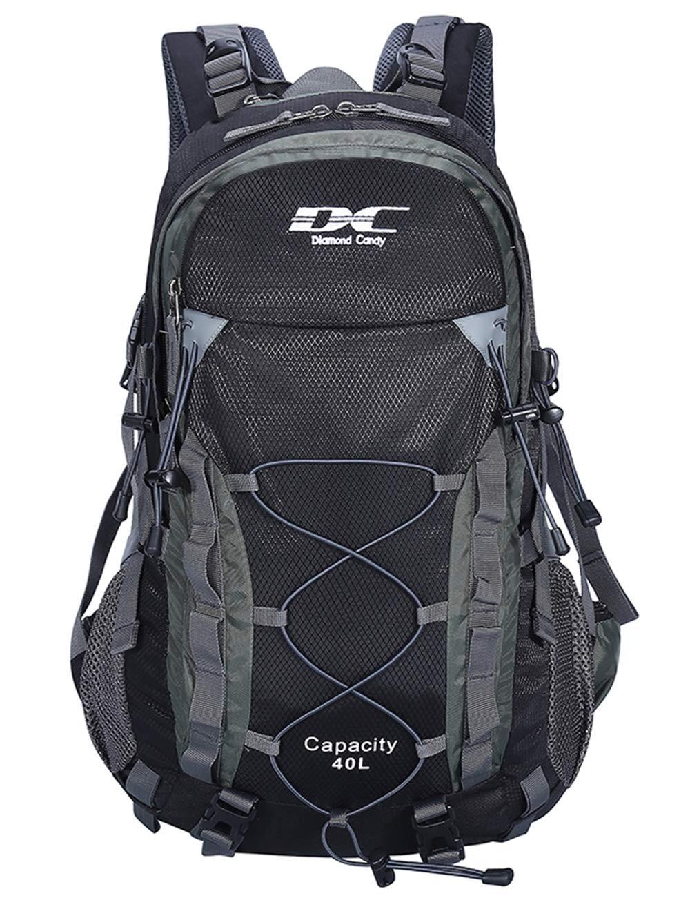 Diamond Candy Waterproof Backpack Black