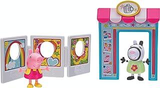 Peppa Pig PEP0558 Peppa Pig speelfiguren, fotobox, speelset