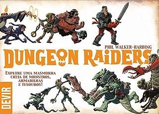 Dungeon Raiders 2ª Edição - Devir