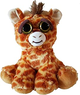 Feisty Giraffe by Feisty Pets Expressions, William Mark – Ginormous Gracie - A Cute, Plush Stuffed Pet Animal That Turns F...