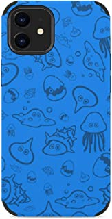 PANMAX 『iPhone12/iPhone12 Pro/iPhone12Mini/iPhone12pro Max適応』スライム ドラクエ 耐衝撃 軽量 全面保護 傷付き防止 アニメ キャラクター かわいい おしゃれ グッズ