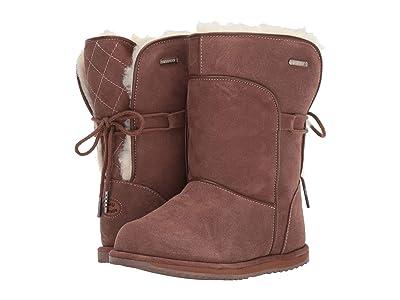 EMU Australia Kids Airlie (Toddler/Little Kid/Big Kid) (Oak) Girls Shoes