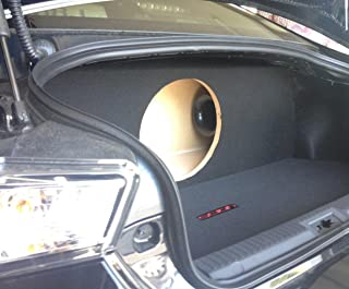 Ported/Vented Sub Enclosure Subwoofer Box for a Scion FRS FR-S - 1 12