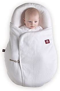 Red Castle Cocoonababy Tog 2 Quilted Cocoona Cover, White