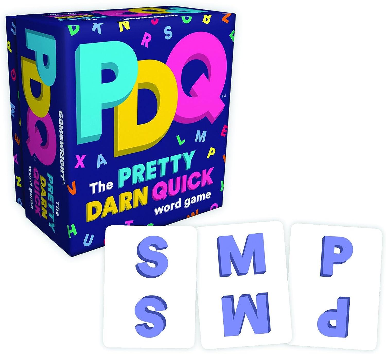 Gamewright 2018 PDQ Spiel B06XCWXSPW B06XCWXSPW B06XCWXSPW  Garantiere Qualität und Quantität 4504a0