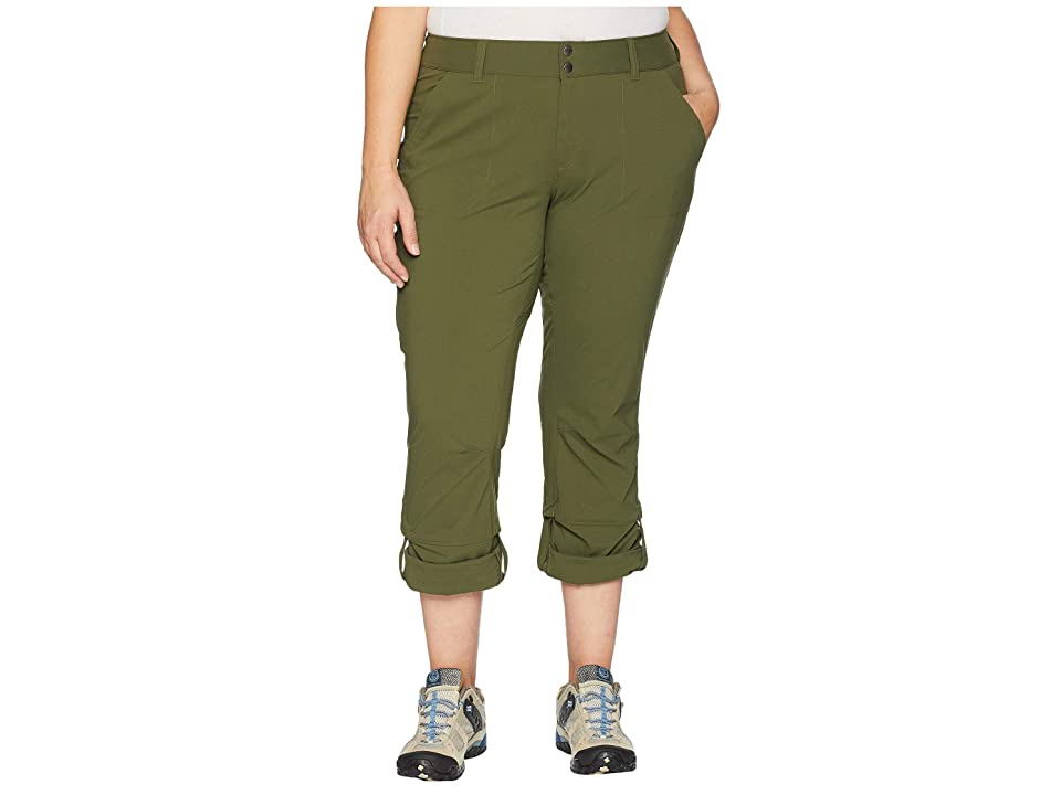 Columbia Plus Size Saturday Trail Pants (Nori) Women