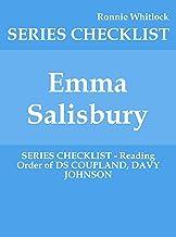 Emma Salisbury - SERIES CHECKLIST - Reading Order of DS COUPLAND, DAVY JOHNSON (English Edition)