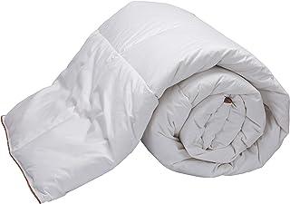 Pikolin Home–Nordic Filling, 96% Goose Down, 100% Cotton, 280g/m2, White Cama 80 - 135 x 200 cm White