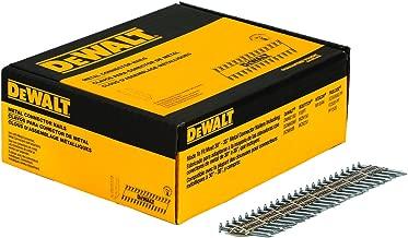 DEWALT DWMC13115-2M 1-1/2 Inch x 0.131 Inch Metal Connector Nails (Pack of 2000)