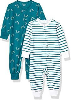 Hanes Ultimate Baby Flexy 2 Pack Sleep and Play Suits