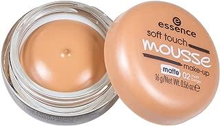 Essence Soft Touch Mousse Make-up - 02 Matt Beige, 25337