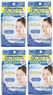 (Bulk purchase) Bifesta Uru Ochimizu Cleansing Sheet Bright Up 46 sheets x 4