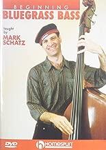 Beginning /Intermediate Bluegrass Bass, Taught by Mark Schatz