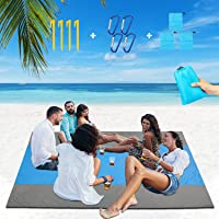 Mekomy Sand Free Large Beach Blanket Deals