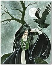 fantasy witch art