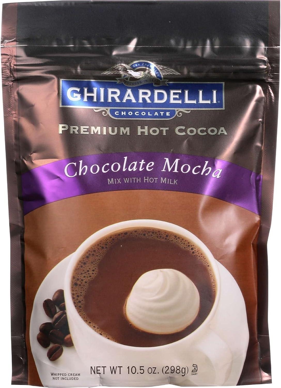 Ghirardelli Hot Cocoa Free Shipping New - New item Premium 10.5 oz Mocha ca Chocolate