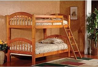 Best honey oak twin bed Reviews