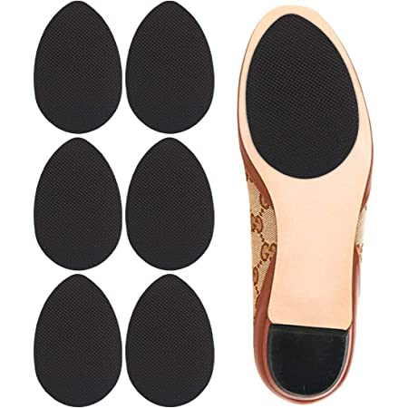 Anti-slip Shoes Heel Sole Grip Protector Non-slip Shoe Adhesive Self Rubber F1D1