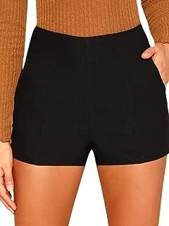 Best black velour shorts Reviews