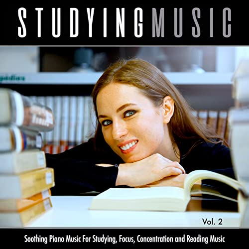 Music For Reading and Study Aid by Music For Reading, Brain