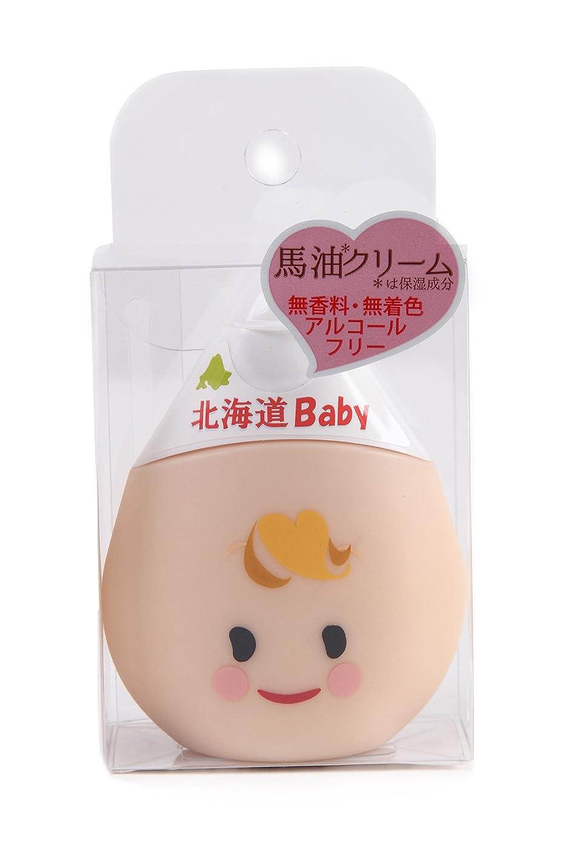 インシデント期限独裁小六 北海道Baby馬油 全身スキンミルク 30mL