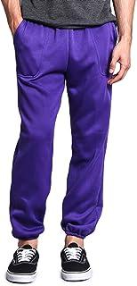 Victorious Men's Basic Fleece Jogger Sweatpants