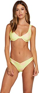 Women's Take a Neon Vbottom Bikini Bottom