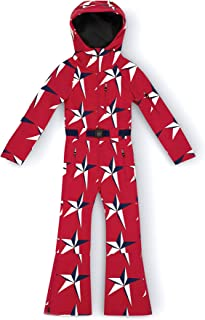 Perfect Moment Star Suit - Traje de nieve para niños de una pieza