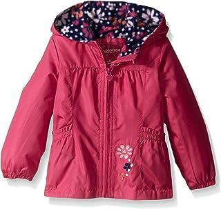London Fog Girls' Perfect Fleece Lined Jacket