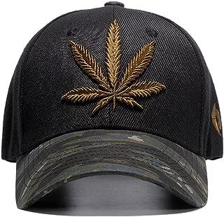 Unisex Camouflage Baseball Cap,Classic Army Camo Adjustable Snapback Flat Bill Brim Trucker Hat