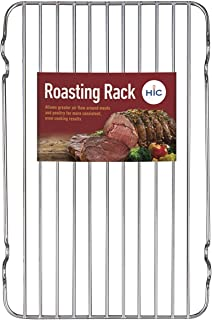HIC Broiler Rack, 12-Inches x 7.5-Inches