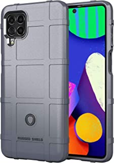 RanTuo Case for Realme V13 5G, Anti-Scratch, Soft Silicone, Shockproof, Cover for Realme V13 5G.(Gray)