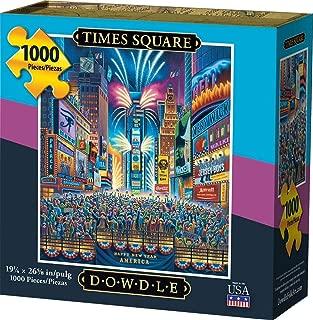 Dowdle Jigsaw Puzzle - Times Square - 1000 Piece