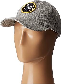 San Diego Hat Company - SLW3561 USA Cap