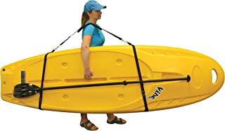 Pelican Boats - Universal SUP & Kayak Comfortable Carrying Shoulder Strap – PS1295-1 - Universal Adjustable Sling with Bui...