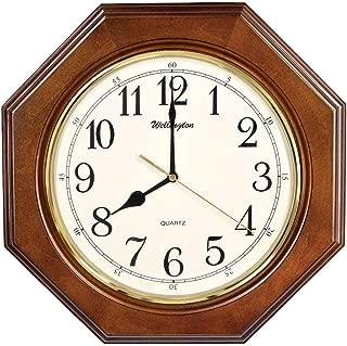 TXL Wooden Wall Clock 14