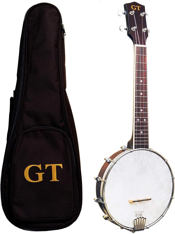 Gold Tone BU-1 trend Charlotte Mall rank Uklulele Banjo Concert-Scale