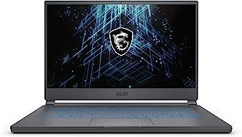 "MSI Stealth 15M Gaming Laptop: 15.6"" 144Hz FHD 1080p Display, Intel Core i7-11375H, NVIDIA GeForce RTX 3060, 16GB, 512GB..."