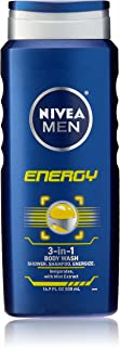 Nivea Energy Hair & Body Wash, 1301.81 Grams