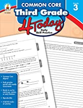 Common Core Third Grade 4 Today: Daily Skill Practice (Common Core 4 Today)