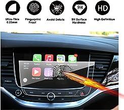 Cristal templado Protector de pantalla para el sistema de navegación de (2015) (2016) (2017) Opel Astra K Protector de pantalla invisible Crystal HD Protector de pantalla transparente by RUIYA