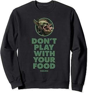 Star Wars The Mandalorian The Child Squid Chowder Sweatshirt