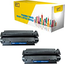 New York Toner New Compatible 2 Pack Q2613X High Yield Toner for HP - Laser Jet: Laserjet 1300 | Laserjet 1300n | Laserjet 1300xi. -Black