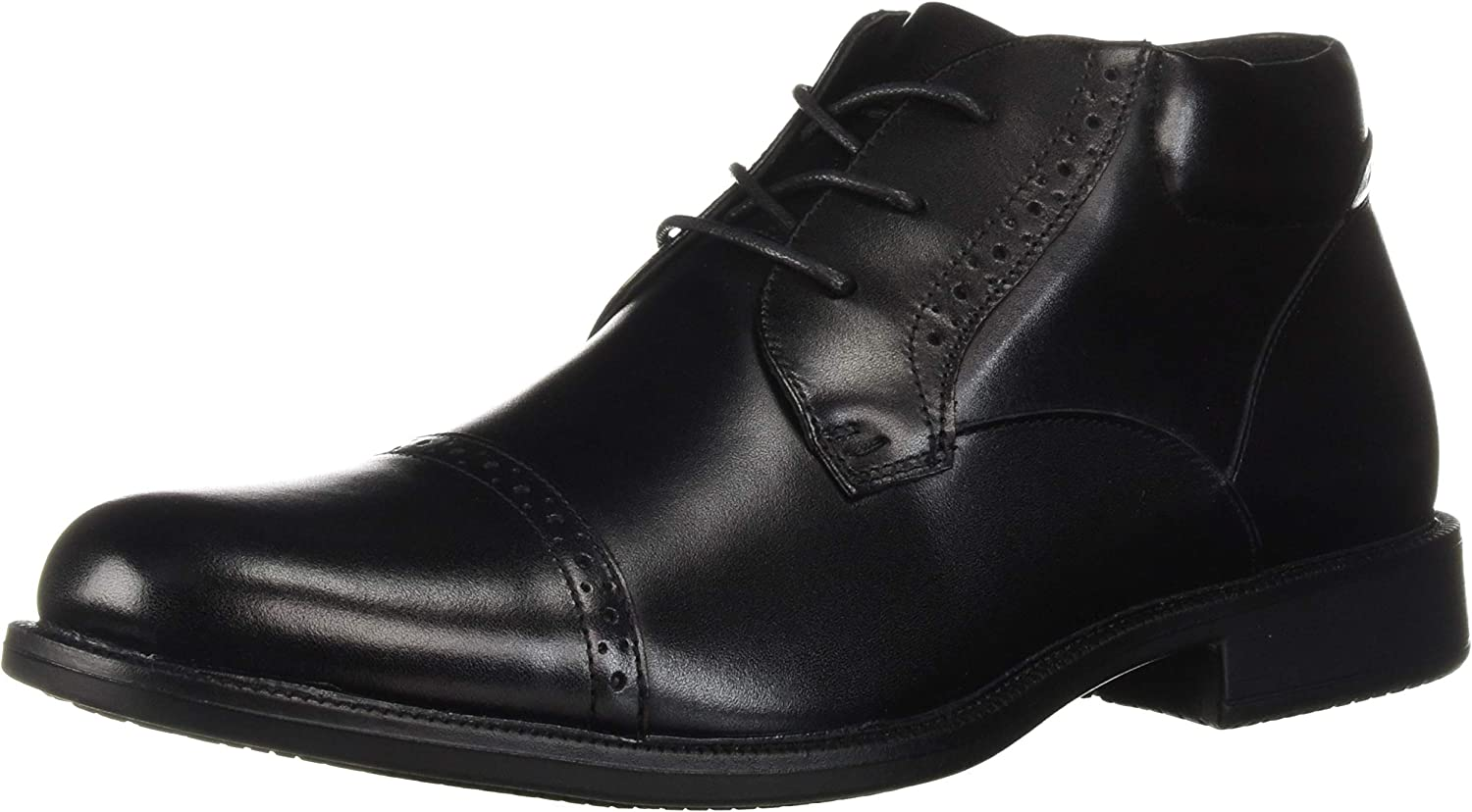 Nunn Bush Men's Nantucket WP CT Oxford, schwarz, 11 W US