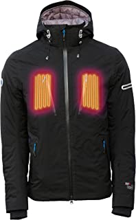Summit Heated Jacket by Volt. Men's Heated Jacket Rated at 750 Fill Power so This Jacket is Ultra Warm