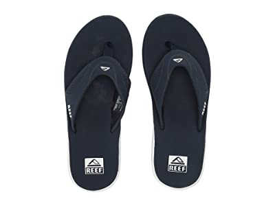 Reef Fanning (Navy/White 2) Men